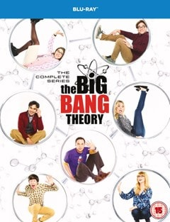 The Big Bang Theory: The Complete Series - 1