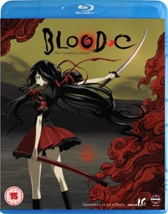 Blood C: The Complete Series - 1