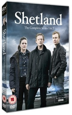 Shetland: The Complete Series 1 and 2 - 2