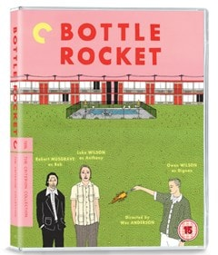 Bottle Rocket - The Criterion Collection - 2