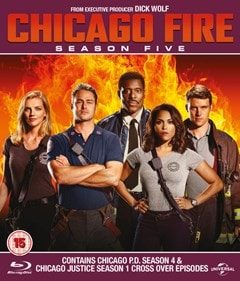 Chicago Fire: Season Five - 1