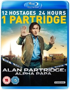 Alan Partridge: Alpha Papa - 1