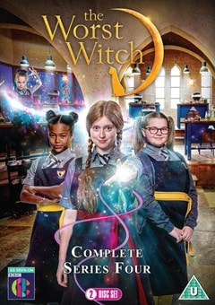 The Worst Witch: Complete Series 4 - 1