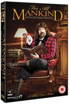 WWE: For All Mankind - The Life and Career of Mick Foley - 1