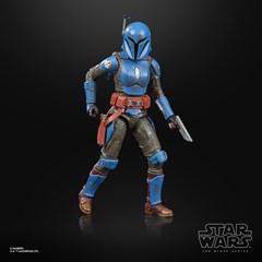 Koska Reeves: The Mandalorian: Star Wars Black Series Action Figure - 5
