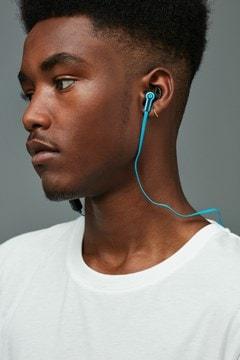 Roam Sport Blue Bluetooth Earphones (hmv Exclusive) - 4