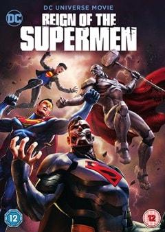 Reign of the Supermen - 1