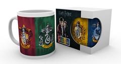 Harry Potter: Crests - 1