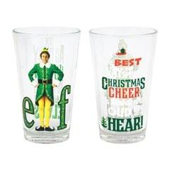 Set of 2 Elf Glasses: Large Glass Gift Set - 3