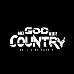 No God Nor Country - 1