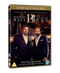 Michael Ball & Alfie Boe: Back Together - Live in Concert - 2