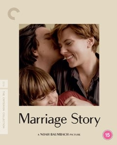 Marriage Story - The Criterion Collection - 1