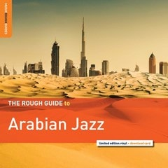 The Rough Guide to Arabian Jazz - 1