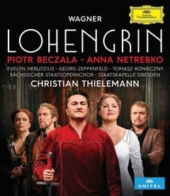 Lohengrin: Staatskapelle Dresden (Thielemann) - 1