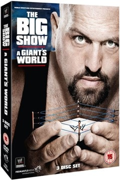 WWE: The Big Show - A Giant's World - 2