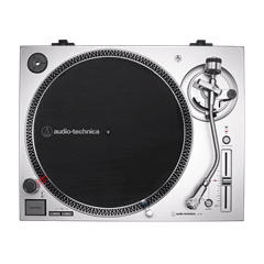Audio Technica AT-LP120X Silver Direct Drive Turntable - 2