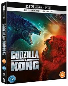 Godzilla Vs Kong - 2