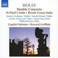 Double Concerto (Griffiths, English Sinfonia) - 1