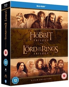 Middle-Earth: 6-film Collection - 2