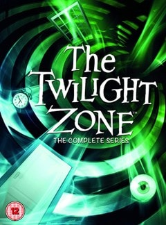 The Twilight Zone: The Complete Series - 1