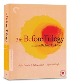 The Before Trilogy - The Criterion Collection - 2