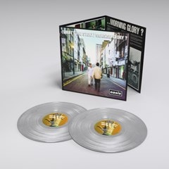 (What's the Story) Morning Glory? - 25th Anniversary Limited Edition Silver Vinyl - 1