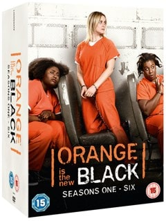 Orange Is the New Black: Seasons One-six - 2