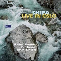 Shifa - Live in Oslo - 1