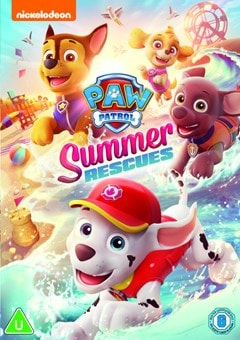 Paw Patrol: Summer Rescues - 1