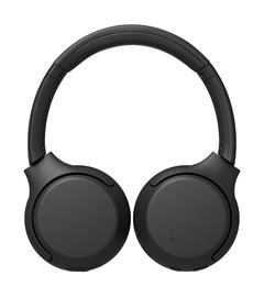 Sony WHXB700 Black Extra Bass Bluetooth Headphones - 2