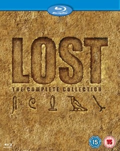 Lost: The Complete Seasons 1-6 - 1