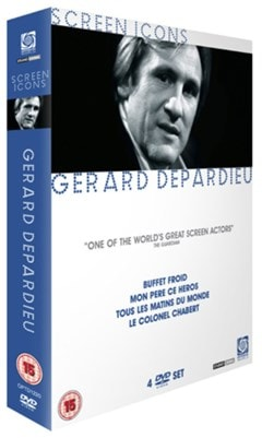 Screen Icons: Gerard Depardieu - 1
