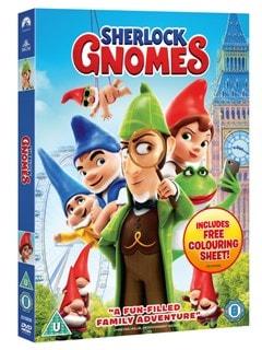 Sherlock Gnomes - 2
