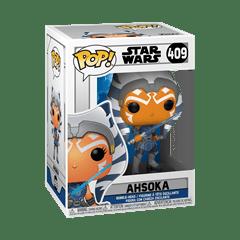 Ahsoka (409) Clone Wars: Star Wars Pop Vinyl - 2