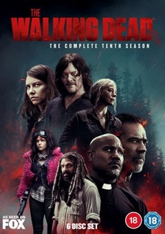 The Walking Dead: The Complete Tenth Season - 1