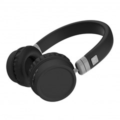 Kitsound Nashville Black Bluetooth Headphones - 2