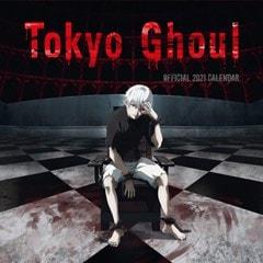 Tokyo Ghoul: Square 2021 Calendar - 1