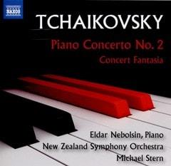 Tchaikovsky: Piano Concerto No. 2/Concert Fantasia - 1