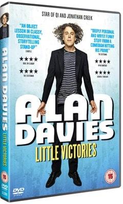Alan Davies: Little Victories - 2
