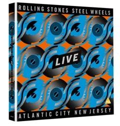 Steel Wheels Live - Atlantic City, New Jersey - Blu-Ray/2DVD/3CD - 3