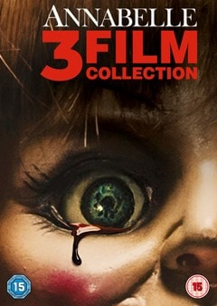 Annabelle: 3 Film Collection - 1