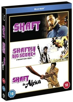 Shaft/Shaft's Big Score/Shaft in Africa - 2