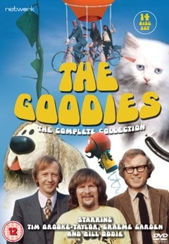 The Goodies: The Complete Collection - 1