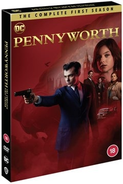 Pennyworth: The Complete First Season - 2