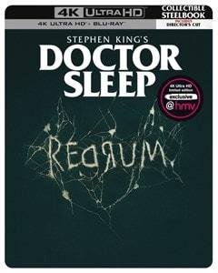 Doctor Sleep (hmv Exclusive) Limited Edition 3-Disc Director's Cut Steelbook - 1