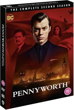 Pennyworth: The Complete Second Season - 2