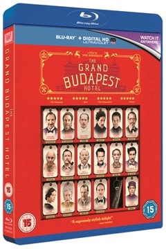 The Grand Budapest Hotel - 2
