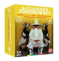 Alejandro Jodorowsky Collection - 2