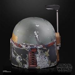 Boba Fett Electronic Helmet: Star Wars Black Series - 4