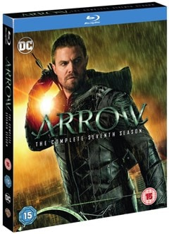 Arrow: The Complete Seventh Season - 2